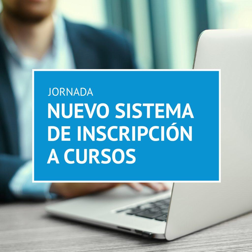 Nuevo Sistema de Inscripción a Cursos del IDE